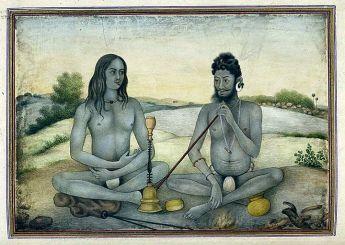 Aghori and Kanphata Yogi
