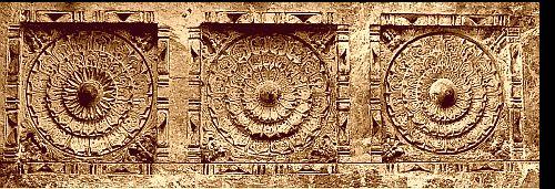 Badami ceiling designs 2