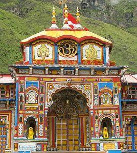 Badrinath temple, Uttaranchal