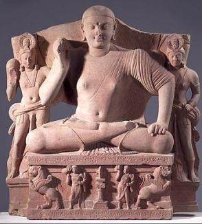 Buddha Mundaka
