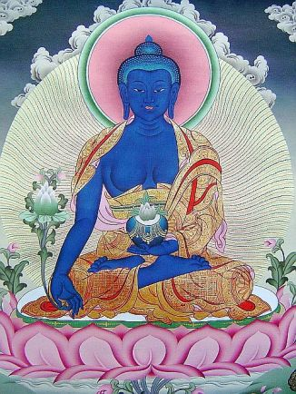 Buddha myroblalan
