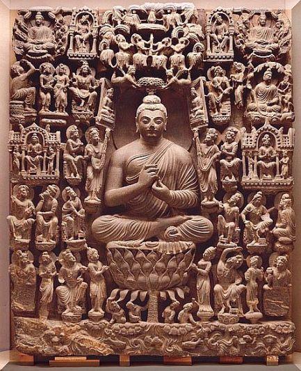 buddha nagananda