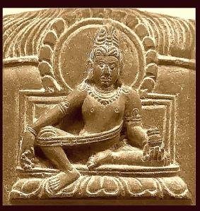 Buddha yoga murti