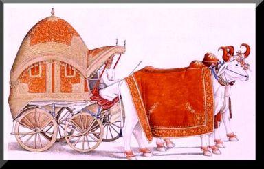 bullock cart 1815