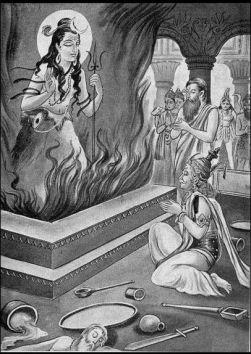 Daksha yajna