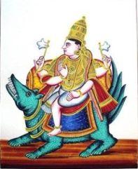 Dikpala Varuna