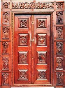 doors of temple