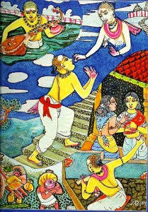 Episodes from Shri Dikshitar's life-Shri SRajam-003