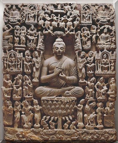 Gabdhara Buddha