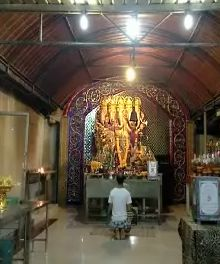 Ganesha temple Thailand