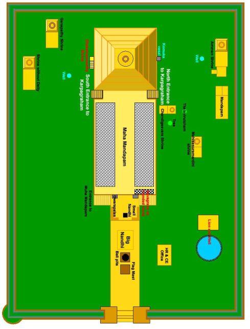 Gangaikondacholapuram plan1