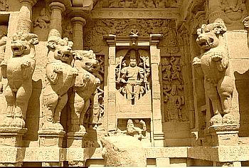 kailasanatha Lingodbhava