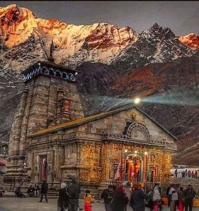 kedarnath evening