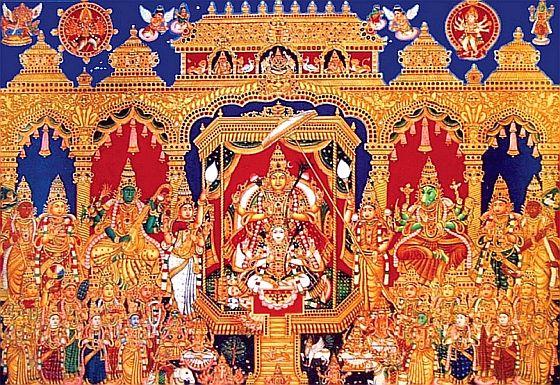 Lalitha parameshwari