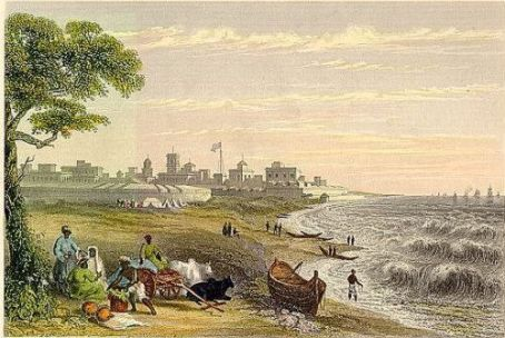 madras fort st george
