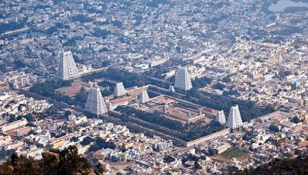 Maurai temple view