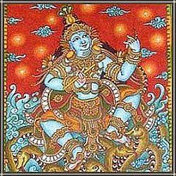Sri krishna karnamrutham