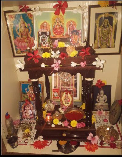 Padmavathi Puja 2