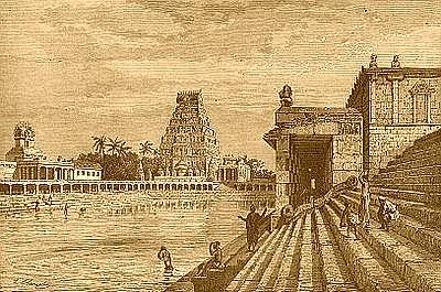 _Pagoda_at_Chillambaran,_India,_c_1870
