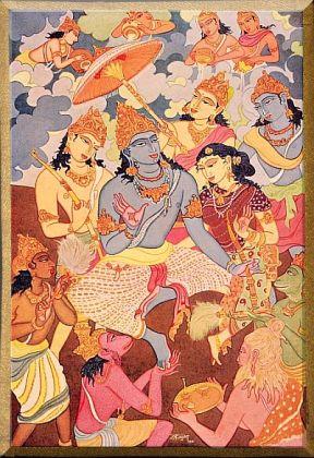 Rama pattabhishekam S Rajam