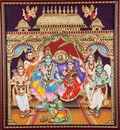 Ramapattabhishekam