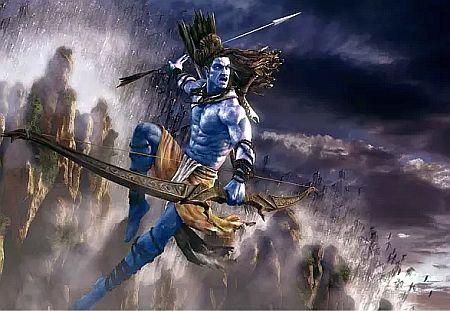 Rudra Blue