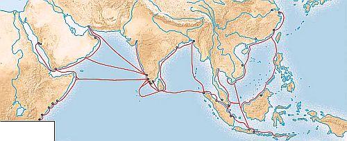 sea route