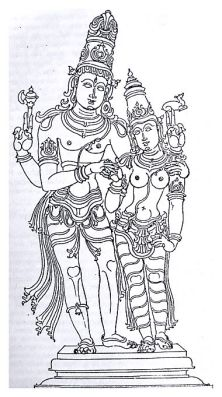 shiva with consoet