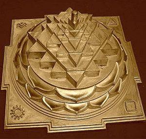 Sri yanta 3d