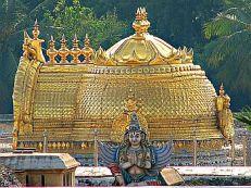 srirangam temple rare picture