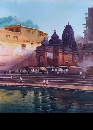 Temple tirtha