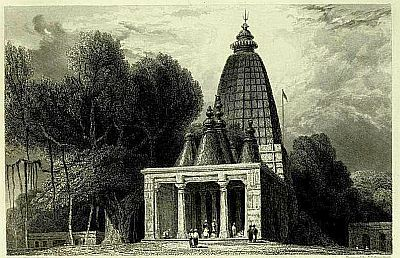Temple Vimana pushkar