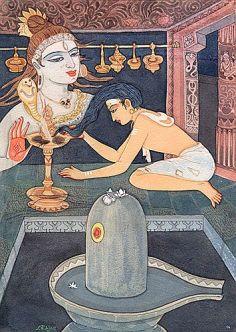 Temple worship2