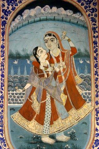 Indian murals   sreenivasarao's blogs