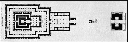 Vaikuntha Perumal Temple layout