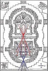 vidyashankara sringeri Floor plan with sunlight rays