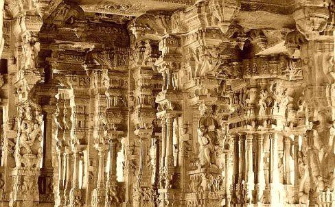 Vittala temple Vijayanagar (Hampi)