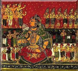 Aditi mother of gods