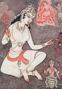 Bagalamuki - Mahavidya