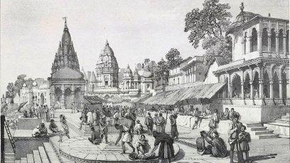 Benares_Kashi-James_Prinsep_1832