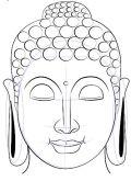 buddha hair