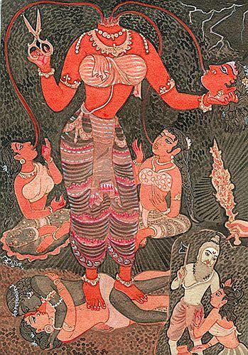 Dus mahavidya tantra sexual health