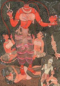 Chinnamasta - Mahavidya