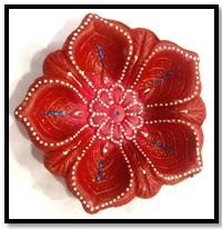 diwali-diya-lotusflower-design