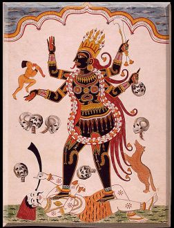 Kali By Richard B. Godfrey 1770