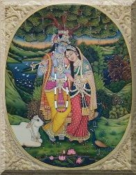 Krishna radha 3