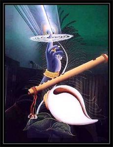 Krishna symbolism