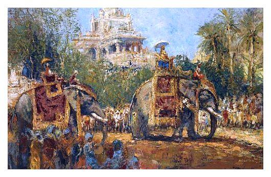 Mysore Dusserah 1890