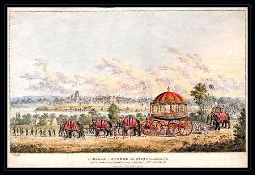 procession mysore