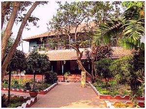 Sarat chandra house
